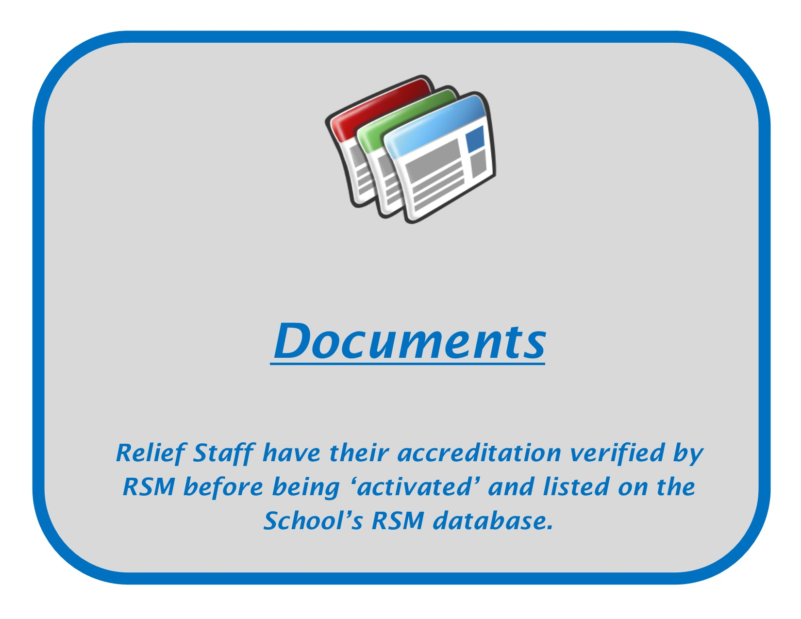 RS Documents
