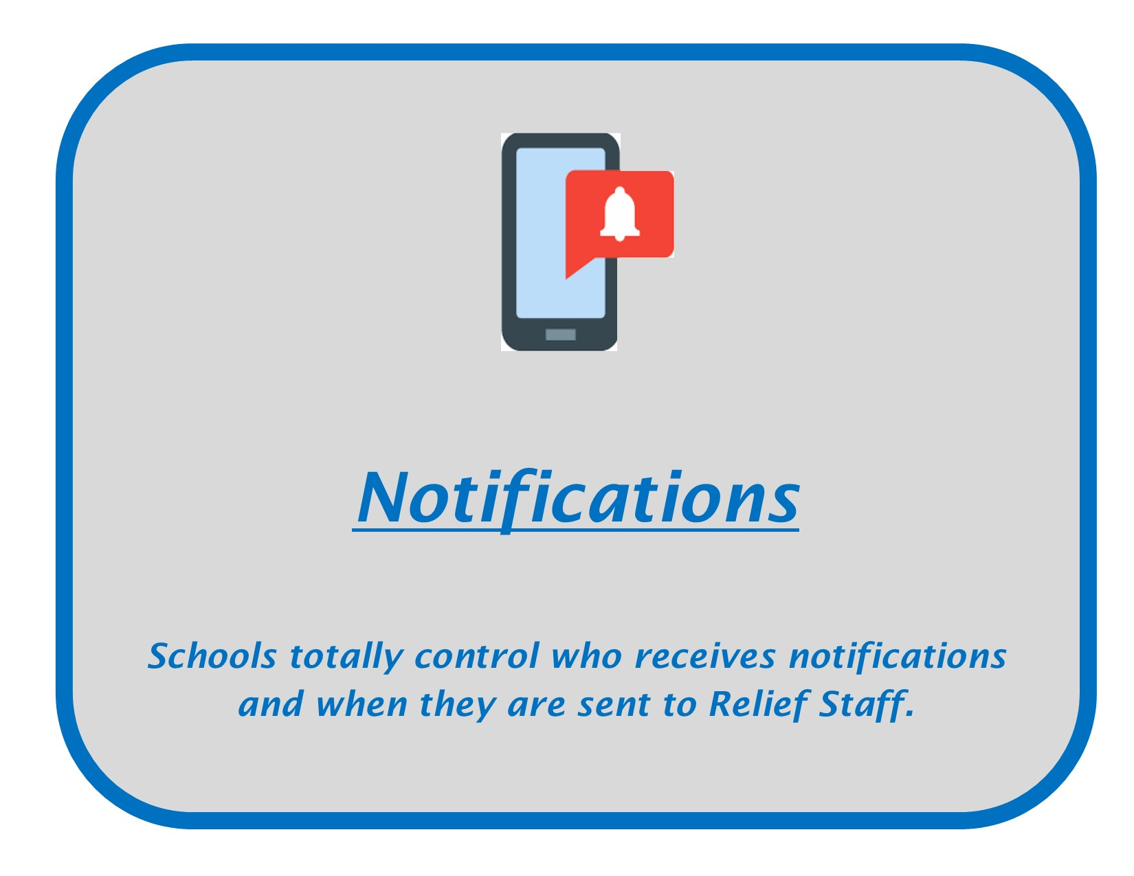 RS Notifications
