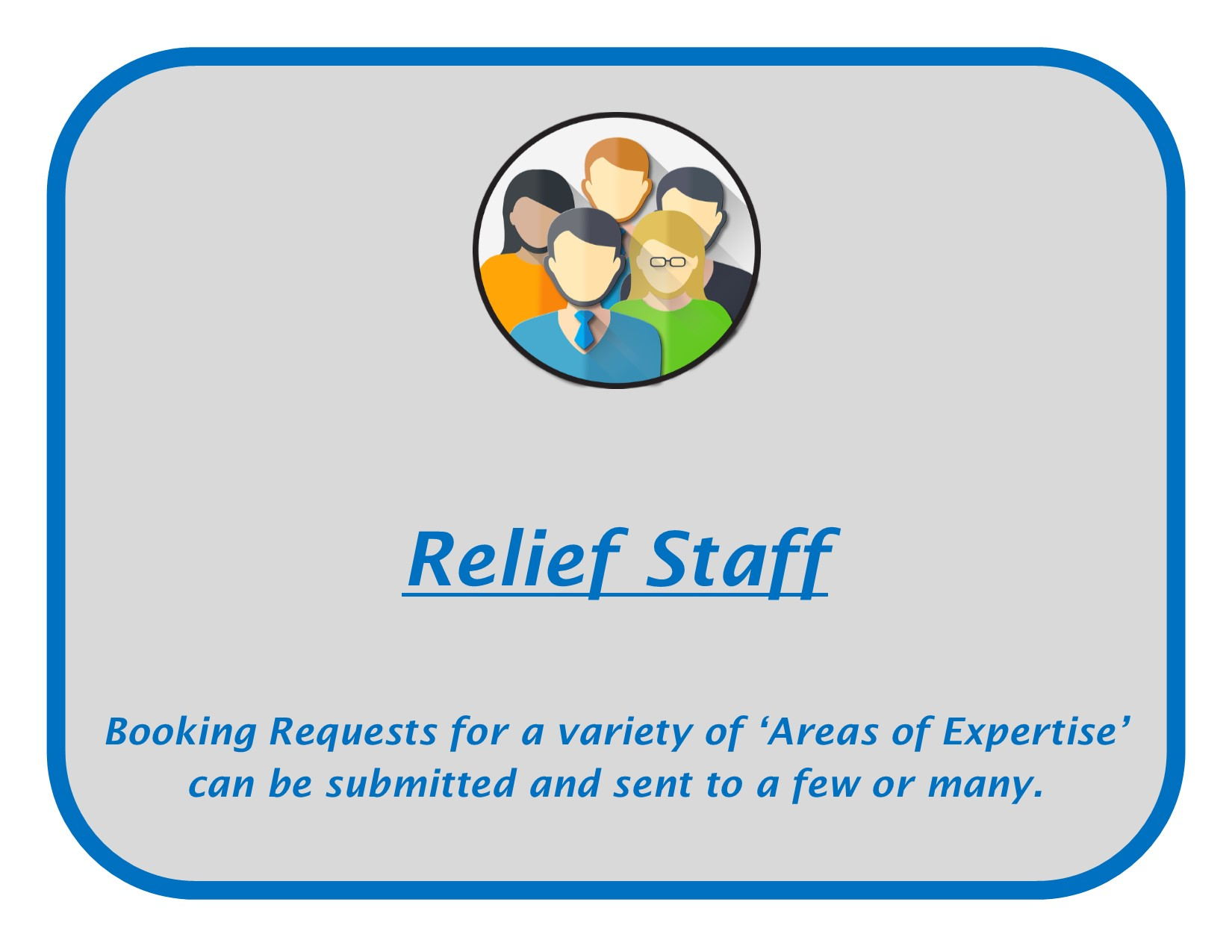 RS Relief Staff