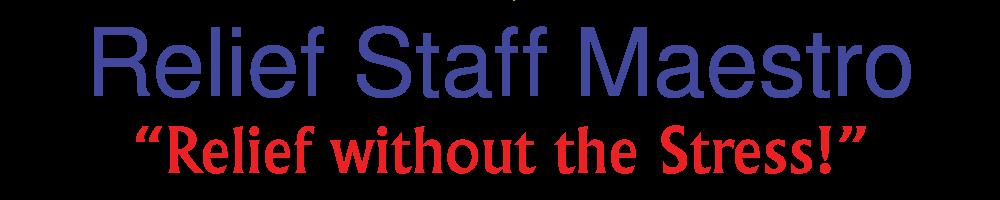 Relief Staff Maestro